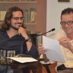 Emilio González Déniz - Con Rubén Benítez Florido 2014