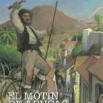 """Cubierta del Episodio Insular de Santiago Gil, """"El motín de Arucas"""""""