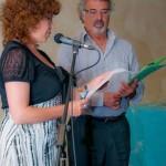Isaac Oropez - Presentación Libro de Poemas