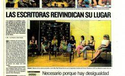 Día de las escritoras en la biblioteca de Arucas